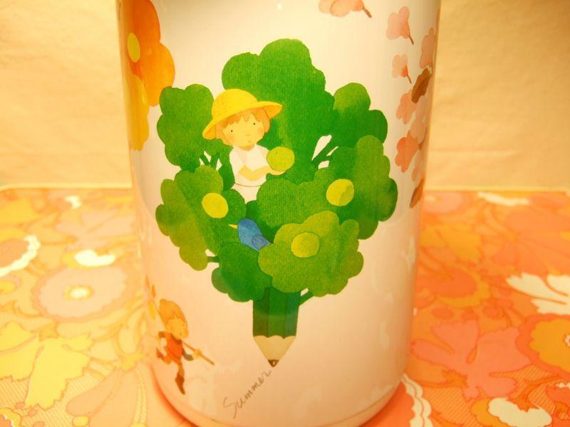 画像3: タイガー魔法瓶 テーブルポット 永田萌 メルヘン柄   タイガー魔法瓶 テーブルポット